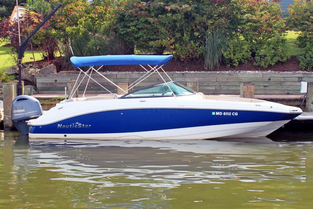 2018 Nauticstar 243 Dc Nauticstar Boats